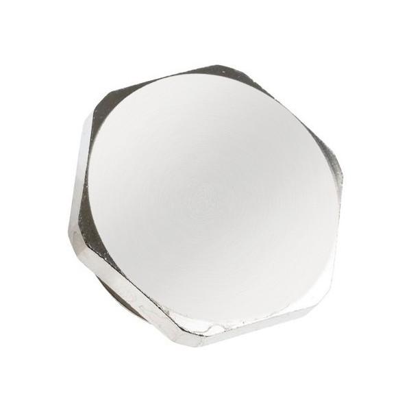 Nickel Plated Blanking Plug