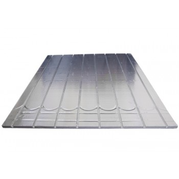 Retro-fit floor panel-200mm centres