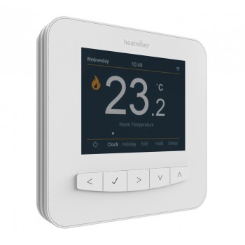 Heatmiser SmartStat - WiFi Connected Thermostat
