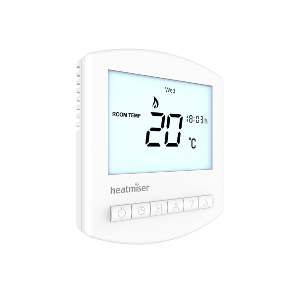 Heatmiser Slimline MultiMode Thermostat