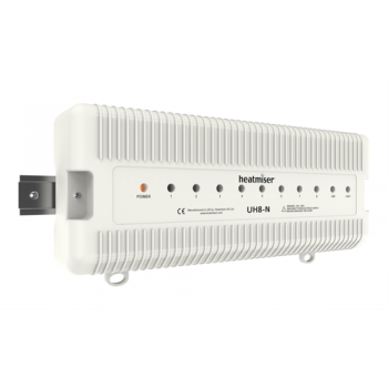 Heatmiser UH8-N 8 Zone Low Voltage Wiring Centre